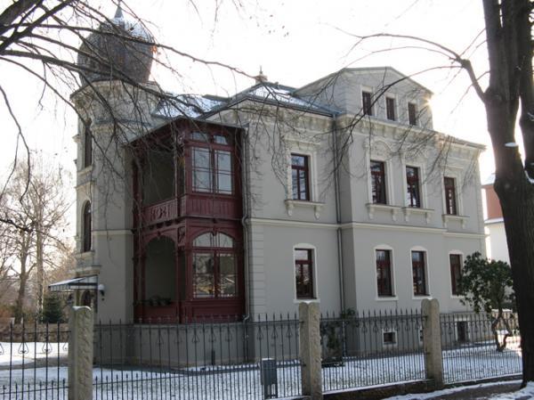 Villa wilhelm busch stra e 18 in radebeul sanierung eines einzeldenkmals - Architekt radebeul ...